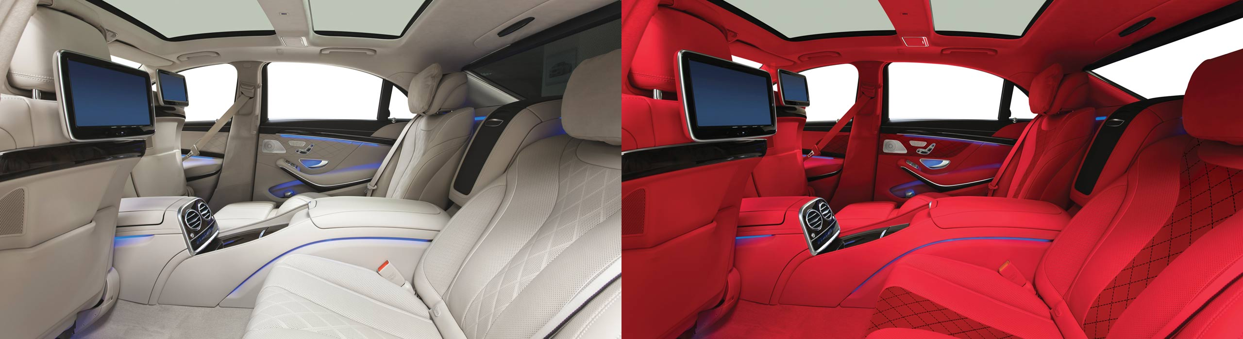 Automotive Interior Restoration – before and after