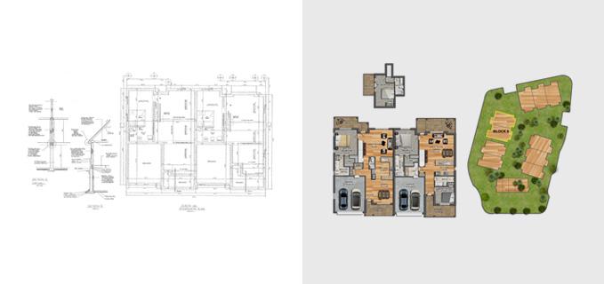 BoxBrownie com – Floor Plan Redraw Service